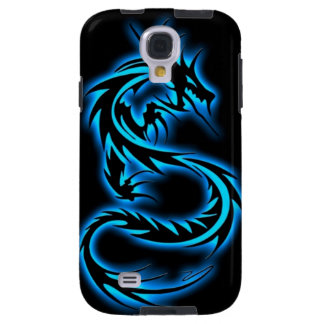 7 Sins Series Blue Dragon Samsung Galaxy S4 Case