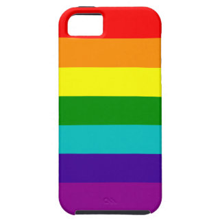 7 Stripes Rainbow Pride Case iPhone 5 Case