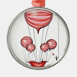 7) the hero - tony fernandes christmas ornament