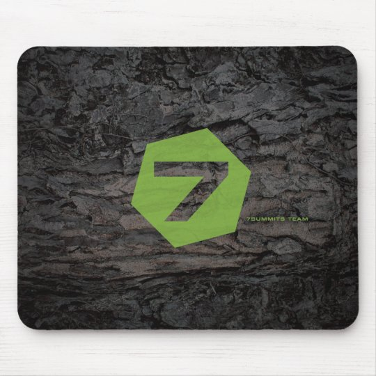 7Summits Green Bark Mouse Pad