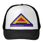 7th Army - Seven Steps To Hell Cap