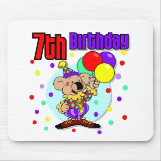 7th Birthday Australia Birthday Mousepad