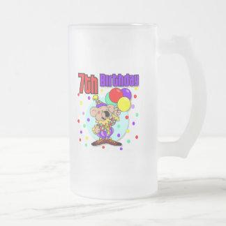 7th Birthday Australia Birthday Mugs