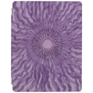 7th-Crown Chakra Clearing Artwork #1 iPad Cover