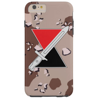 """7th Infantry Division """"Hourglass Division"""" DUI Tough iPhone 6 Plus Case"""