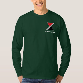 7th Infantry Division Long Sleeve Tee