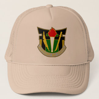 7th Psychological Operations Group DUI Trucker Hat