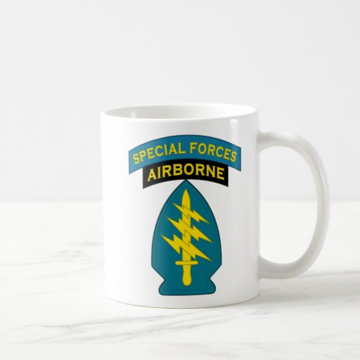 7th Special Forces Group - Airborne 1 Coffee Mugs