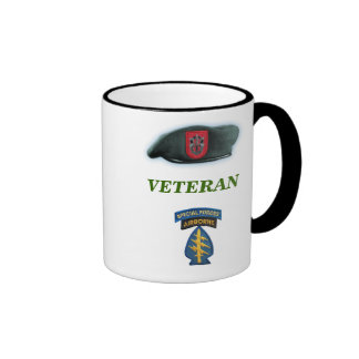 7th special forces group vets war veterans Mug