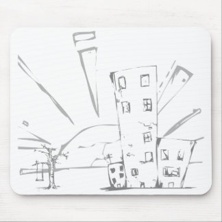 7th Street Park Mouse Pad