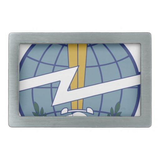 7th Troop Carrier Squadron Belt Buckle