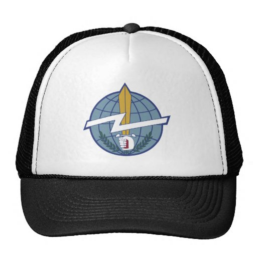 7th Troop Carrier Squadron Mesh Hats