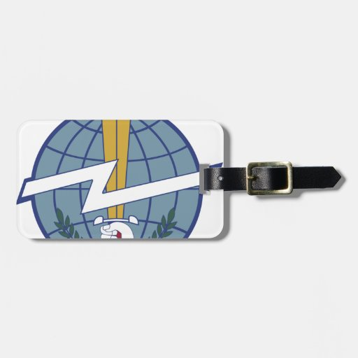 7th Troop Carrier Squadron Tags For Luggage