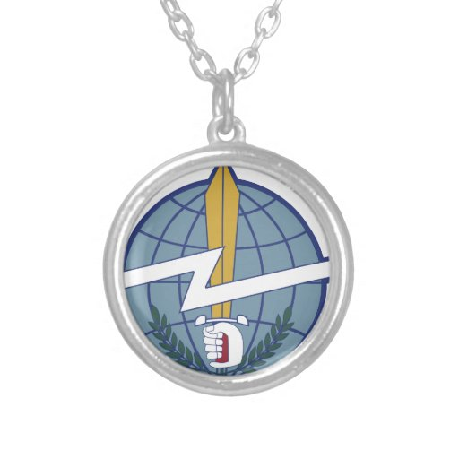 7th Troop Carrier Squadron Necklaces