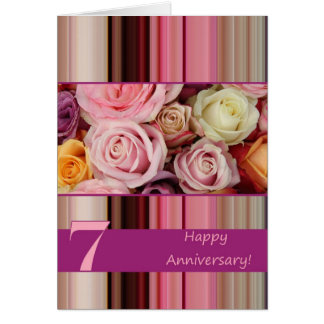 Gift Ideas 7th Wedding Anniversary : 7th Wedding Anniversary GiftsT-Shirts, Art, Posters & Other Gift ...