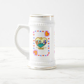 7tht Anniversary - copper,  Wedding Anniversay Mug