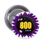 800 Series Pins
