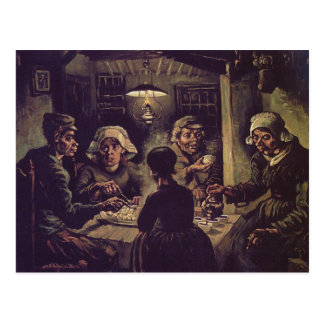 800px-vincent van gogh - the potato eaterspng postcard