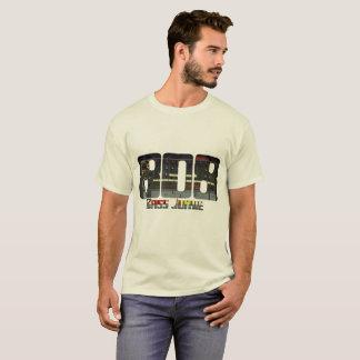808 Bass Junkie Interface T-Shirt