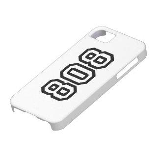 808 iPhone 5 CASE