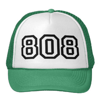 808 MESH HAT