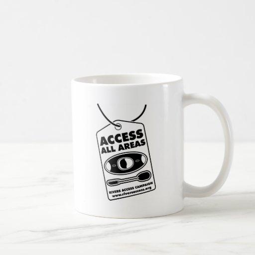 80 Access 1 Coffee Mugs