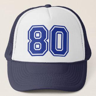 80 - eighty trucker hat