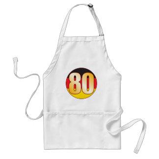 80 GERMANY Gold Standard Apron