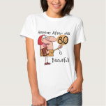 80 is Beautiful t-shirts and Gifts