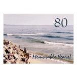 80 Memorable Years/Birthday Party-Ocean