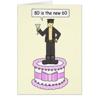 80 new 60 gay male birthday greetings. greeting card