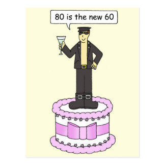 80 new 60 gay male birthday greetings. postcard