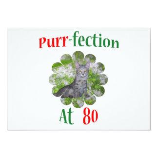 80 Purr-fection Card