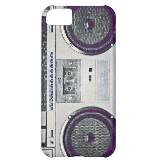 80 s ghetto blaster case for iPhone 5C