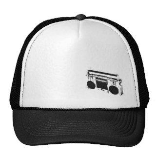 80 s stereo Trucker Hat