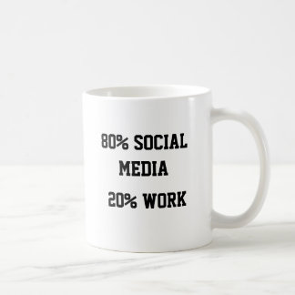 80 SOCIAL MEDIA 20 WORK MUGS
