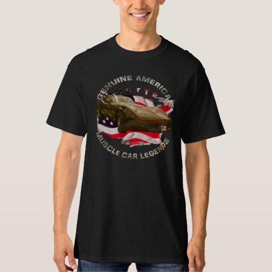 80-ties Vette Corvette Muscle Car Chevy T-Shirt