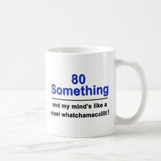 80 Whatchamacallit Basic White Mug