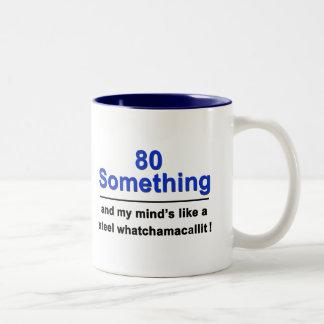 80 Whatchamacallit Two-Tone Mug
