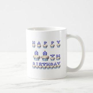 80 Years Old Mugs