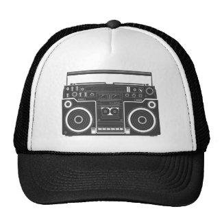 80s Boombox Cap