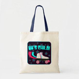 80's Child Canvas Bags
