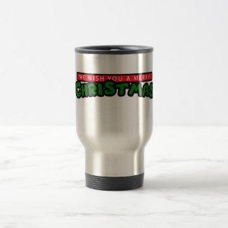 80s Christmas Coffee Mug