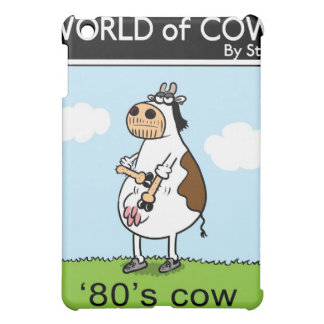 '80's Cow iPad Mini Case
