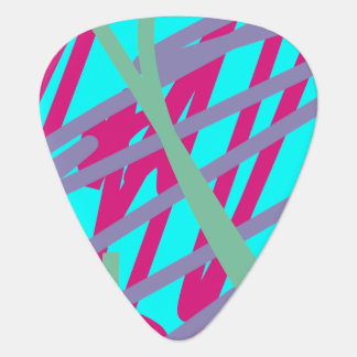 80s eighties vintage colors splash medley art plectrum