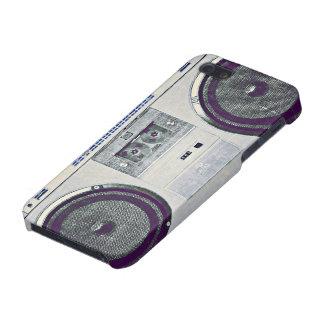 80s ghetto blaster iPhone 5/5S cases