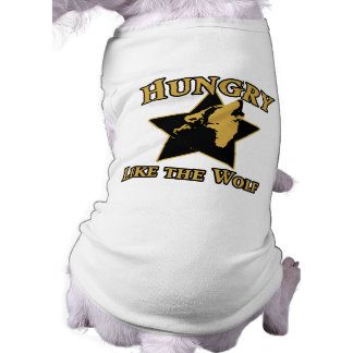 80's Hungry Like the Wolf Shirt
