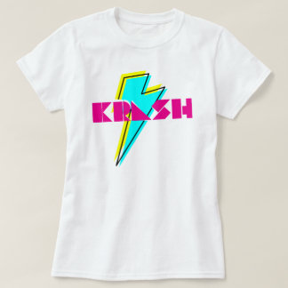 80's krash lightning bolt T-Shirt