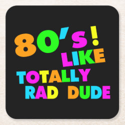 80s Drink Coasters Mats At Simplyeighties Com