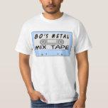 80s Metal Mix Tape T Shirt